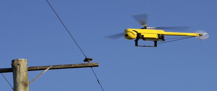 drones in utility and energy sectors
