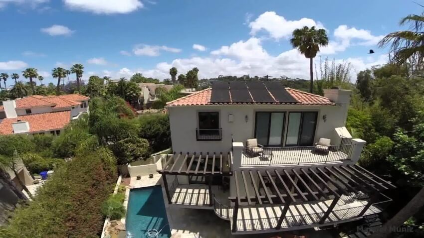 Drone in Real Estate