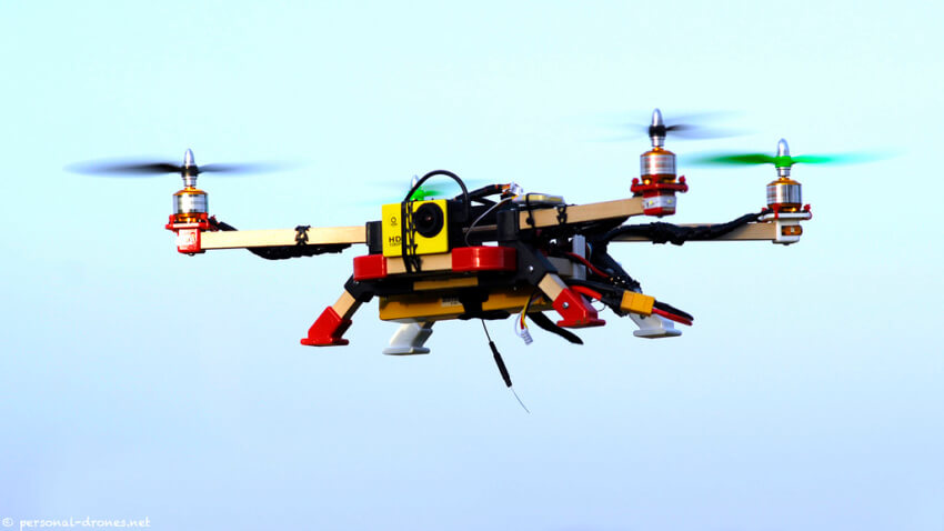 drones in energy and utility