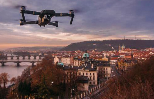 Drones in Utility & Energy Sector